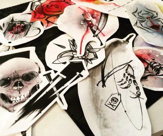 BAM otwiera serię guest spotów tatuatorskich w Ferajnie