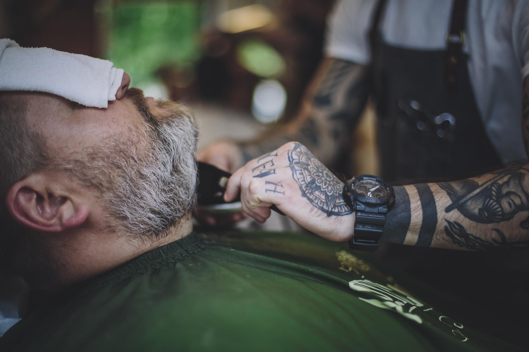 Najlepszy Barber Shop W Mieście Ferajna