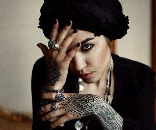 Kobieta w Ferajnie czyli tattoo guest spot – Alisa Cheked