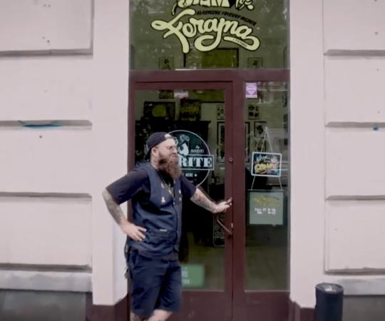Akademia Barberska – Stara Ferajna