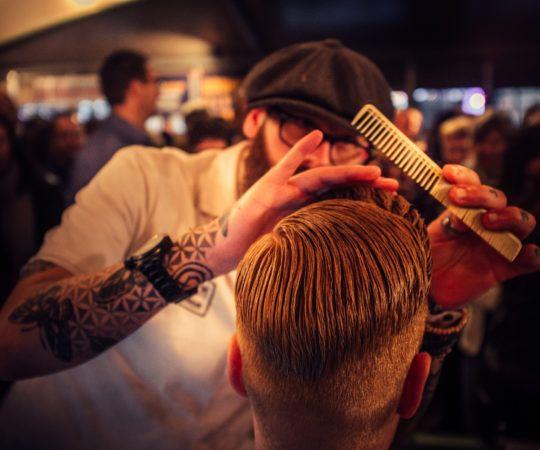 Pirate Paulus w Akademii Barberskiej Stara Ferajna